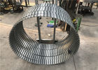950mm 250g Zinc Coated Concertina BTO 22 Razor Wire