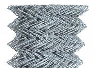 Heavy Duty Galvanised Steel 1.8m X 25m Chain Link Fencing Mesh
