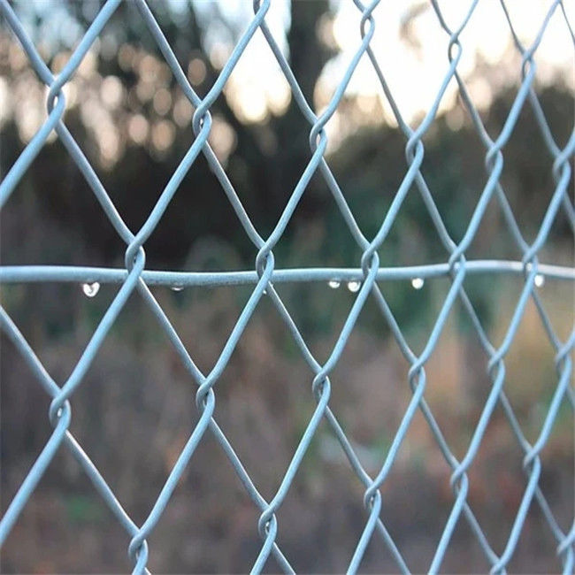 1.2m X 25m 50mm * 50mm Gi Chain Link Fencing